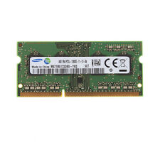For Samsung 4GB DDR3 1RX8 1600MHz PC3L-12800S SO-DIMM Laptop Memory RAM 1600 4G