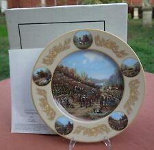 "Seltmann Weiden  ""Weinlese / Vintage""  Thanksgiving Plate"