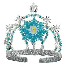 Licensed DISNEY Princess Frozen Elsa CHILD Costume Crown Tiara