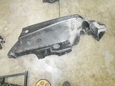 1997 Yamaha V-MAX SX 600 snowmobile parts: RIGHT SIDE PLASTIC TUB SECTION