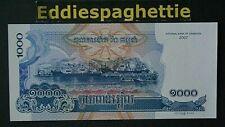 CAMBODIA 1000 RIELS 2007/2014 (2015) UNC P-58c