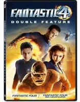 Fantastic Four Double Feature [New DVD] Widescreen