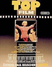 EDITIONS PAUL BEUSCHERPartition pour clavier - Top film - Volume 3