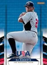 DJ Roberts #58 2013 Panini USA Box Set 15 U National Team