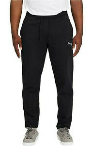 PUMA Men's Stretchlite Training Active Sweat Pant, Mesh Panels 2XL, Black