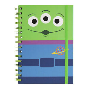 Toy Story Alien A5 Notebook Note Book Journal Notes Stationary Cool Kids Gift