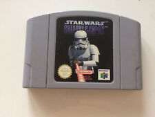Nintendo 64 juego-Star Wars Shadows of the Empire