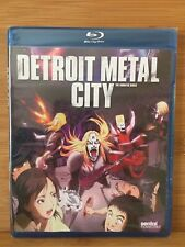 Detroit Metal City (Blu-ray Disc, 2014) anime / NEW