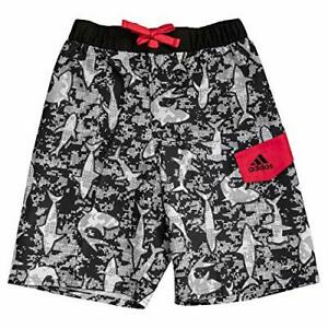 adidas Boys Swim Trunks Boardshorts  Medium (10/12) TINI {&}