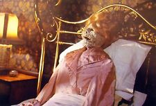IT! clipping Roddy McDowall's mummified mother color photo 1967 skeleton