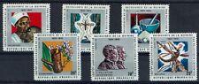 RWANDA 378 à 383 ** MNH 1970 ANNIVERSAIRE DE LA DECOUVERTE DE LA QUININE