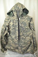 US ARMY ACU GEN II ECWCS GORETEX JACKET PARKA GORE-TEX COLD WEATHER Med Reg NEW
