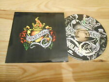 CD Rock Babylon Bombs - Jaded Heart / Kickin' Bleed (3 Song) MCD SMILODON REC cb