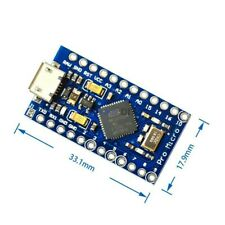 ATmega32U4 Leonardo Pro Micro for Arduino IDE 1.0.3 Bootloader replace Pro Mini
