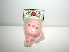 VTG Darcie Ice Cream Cone Baby Doll Head Hands Parts Strawberry Hong Kong MIP