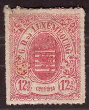 1859 Luxembourg 12 1/2C, MH OG Cat 300€, Mi 7