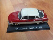 IXO ALTAYA 1/43 - TATRA 603 PRAGUE 1961 TAXI DIECAST MODEL CAR
