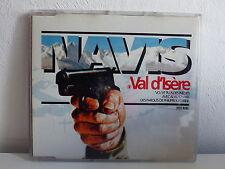 CD  4 titres NAVIS Val d Isere Chant AI / PHILIPPE KATERINE 567215 2