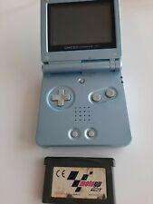 Gameboy Advance SP mit Spiel