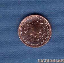 Pays Bas 2013 1 centime d'Euro SUP SPL Pièce neuve de rouleau - Netherlands