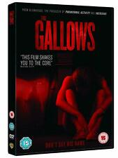 The Gallows - Region 2 DVD - NEW & SEALED
