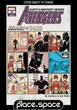 AVENGERS, VOL. 8 #36D - HEROES AT HOME VARIANT (WK40)