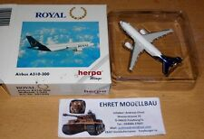 Airbus A310-300 ROYAL  1:500  Herpa Wings 501040 aus Privatsammlung (2) Neu
