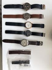 Men's Watch collection, Skagen, Fossil, Swatch