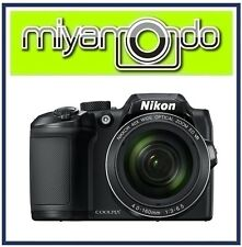 Nikon CoolPix B500 Digital Camera (Black) + 8GB + Case