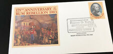 Australian Fdc 1983 175th Anniversary Of The Rum Rebellion