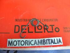 DELLORTO CARBURATORE SHA 12 MOLLA MOLETTINA LEVA ARIA SPRING LEVER AIR PIAGGIO