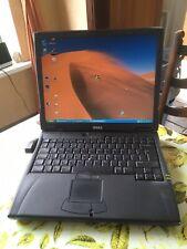 Dell Latitude C600 vintage laptop