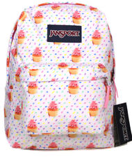 Jansport SUPERBREAK CUPCAKES Backpack Shool Bookbag