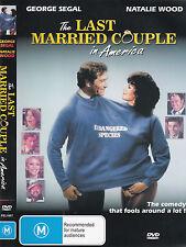 The Last Married Couple In America-1980-George Segal-Movie-DVD