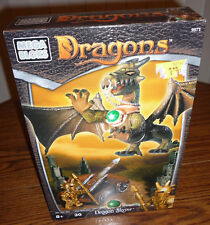 Mega Bloks Dragon Slayer Set 9871- Brand New