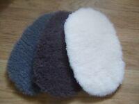 Oval Vet Bed 3 colours x 5 Sizes Veterinary Bedding Dog Puppy Cat Fleece