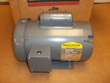 New - Baldor .5HP, PH1, 1725 RPM Electric Motor 34G347-5422