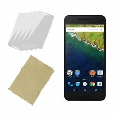 GENUINE INVENTCASE PACK OF 5 SCREEN PROTECTOR GUARD FOR HUAWEI NEXUS 6P 2015