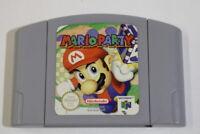 Mario Party PAL Nintendo 64 N64 Import E1464M