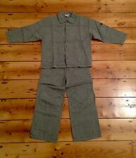 50%Off RRP$139 Boys French C.cie Designer Shirt & Pants Linen Size 5 Brand New