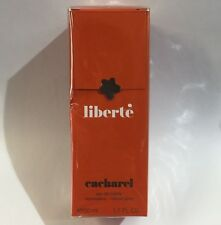 LIBERTE BY CACHAREL 50ml EDT SPRAY Women's Perfume NEW & SEALED BOX
