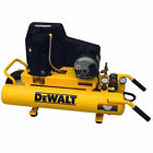 DeWalt 1.9-HP 8-Gallon Electric Dual Voltage Wheelbarrow Air Compressor (120/...