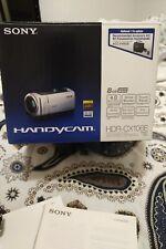 Sony HDR-CX106E Caméscope Classique 1080 pixels Zoom Optique 10 x 2.36 Mpix 8 Go
