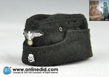 1/6 SCALE DID GERMAN WWII - BLACK CAP WSS - TIM BECKER PANZER