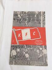 Kingstonian v Hayes Rothmans isthmian League  October  1976