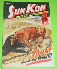 SUN KOH - ROMANHEFT NR. 56 / PLANET VERLAG 1949 -1953 / FREDER VAN HOLK