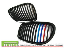 Metal M POWER Front Black Grille Grill For BMW F01 F02 740i 750i 760i 2009-2014