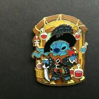 Pirates of the Caribbean - Stitch as Captain Barbossa Disney Pin 51329