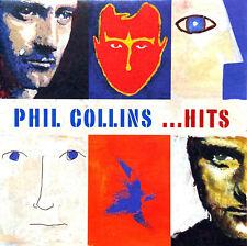 Phil Collins CD ...Hits - Europe (M/VG)