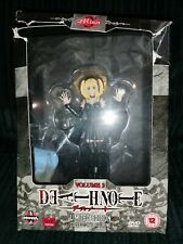 Death Note Misa Amane Limited Edition Collector's Figurine, No DVD